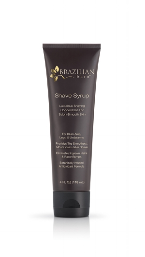 Brazilian Bare Shave Syrup
