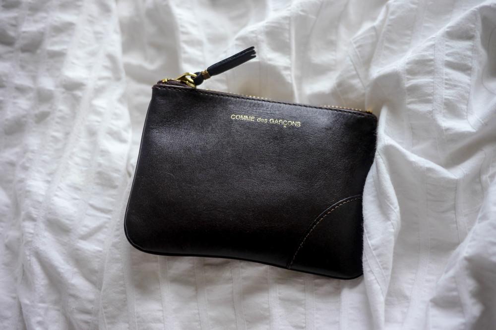 Wallet, Comme Des Garcons.