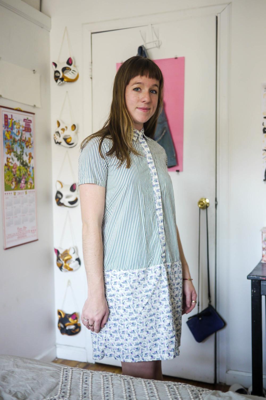 Dress, Suno x Uniqlo. (For Sale)