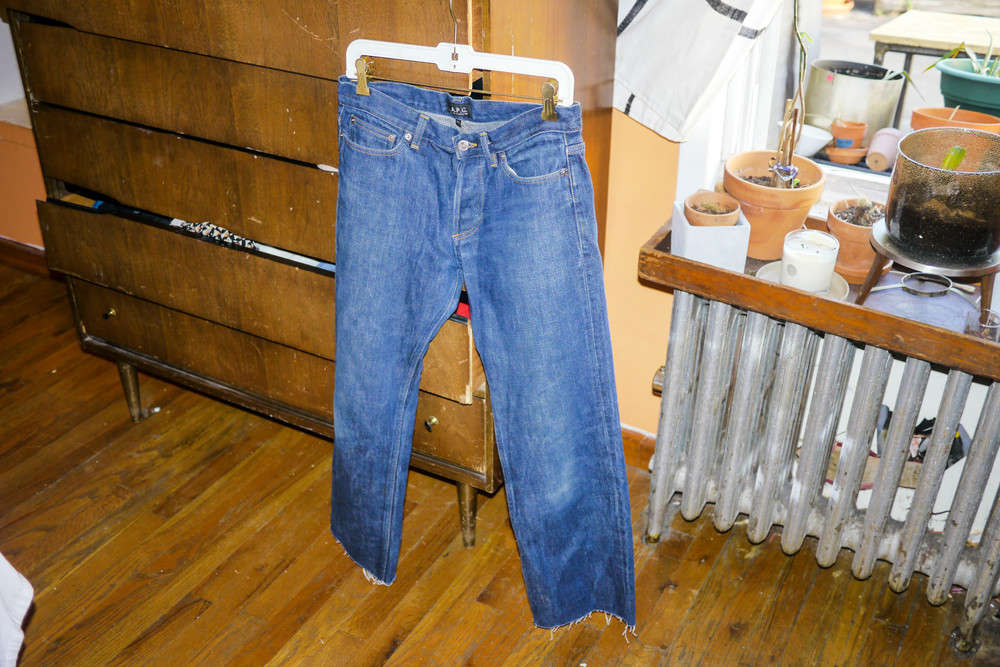 Jeans, A.P.C. (For Sale)