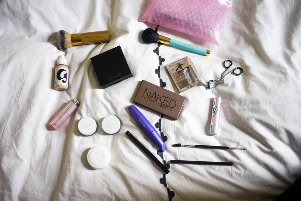 Kelsey's favorite makeup products
