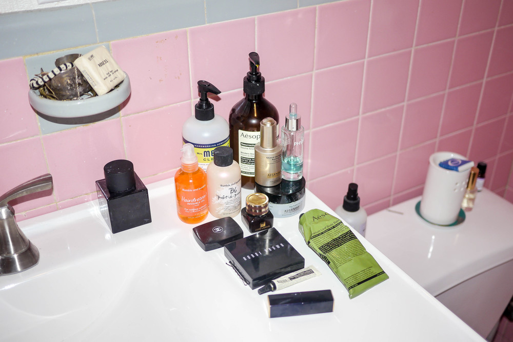 Lexi's favorite beauty products