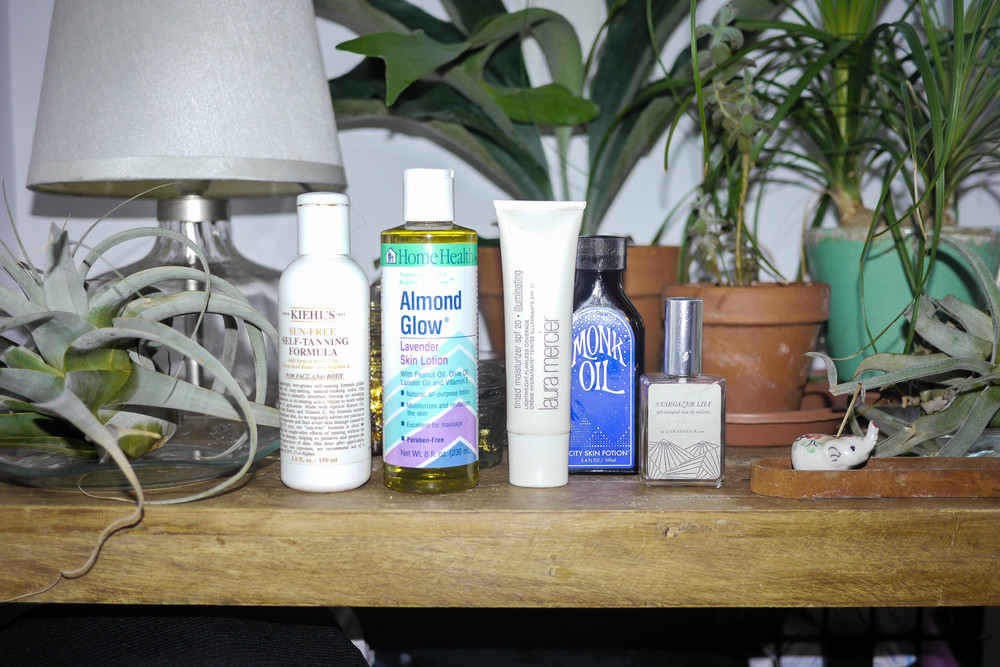 Anahita's favorite beauty products