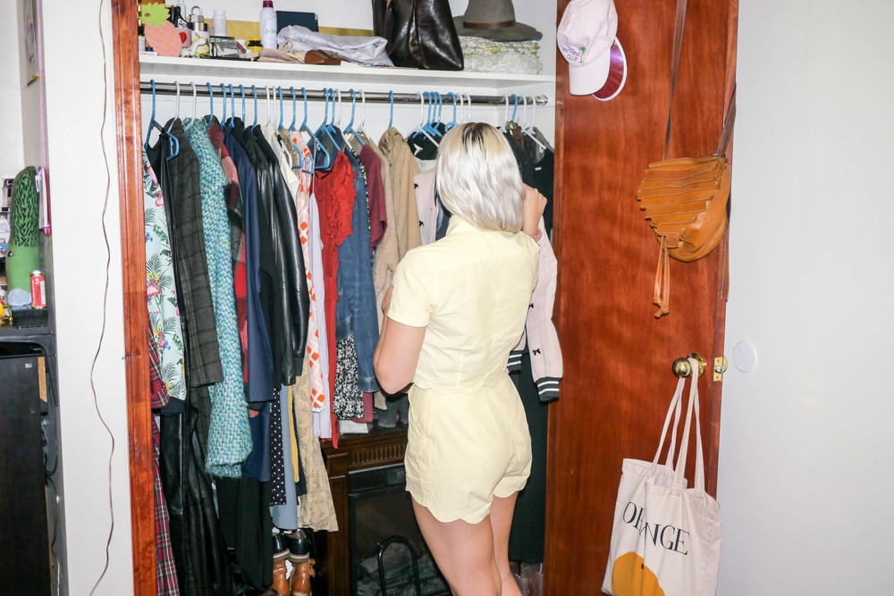 Outfit, Samantha Pleet