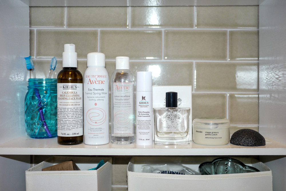 Peisin's favorite beauty products