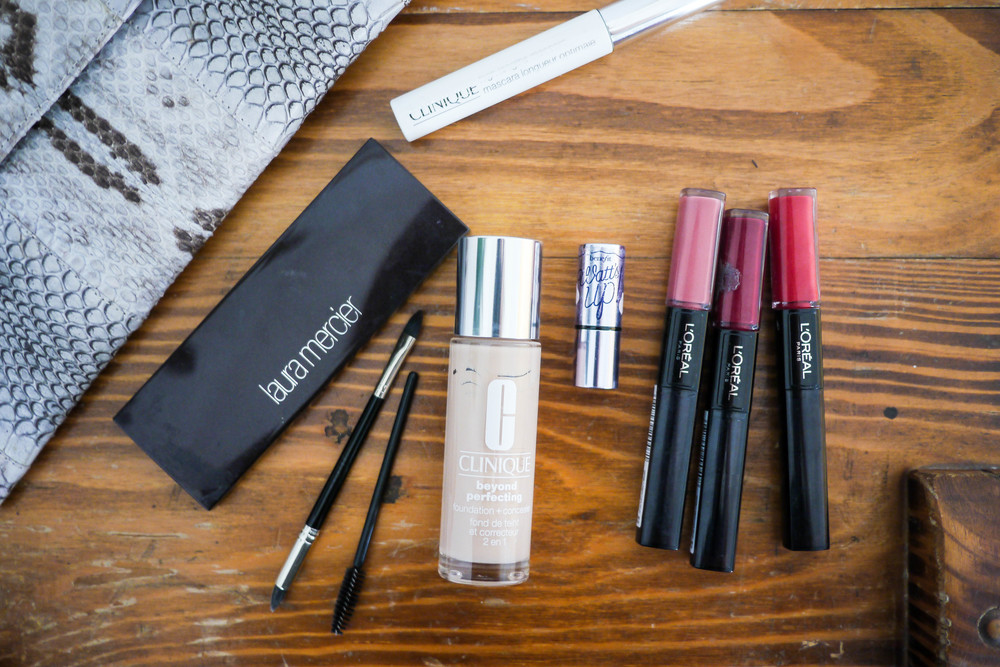 Peisin's favorite makeup products
