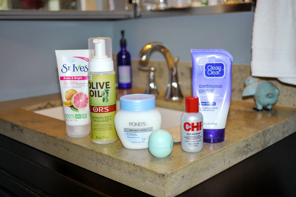 Kïa's favorite beauty products