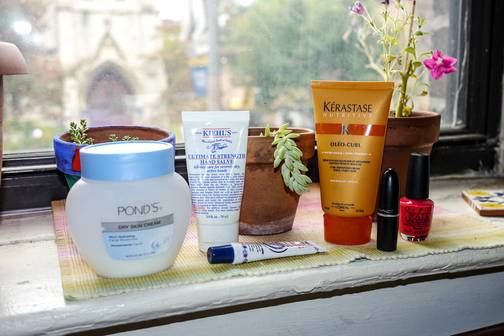 Sandy's favorite beauty products