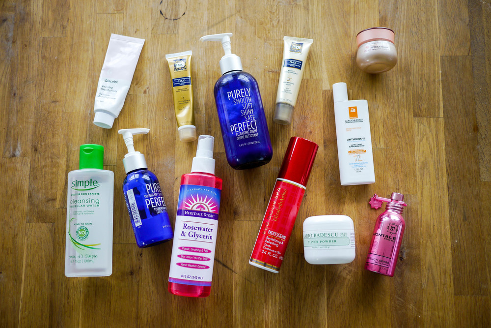 Janelle's favorite beauty products