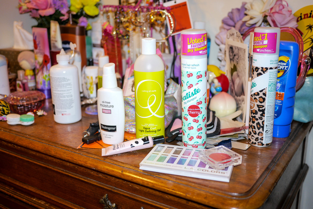 Grace's favorite beauty products