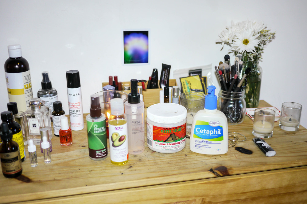 Natalia's favorite skincare products