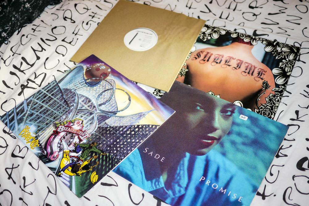 Chloe's favorite records