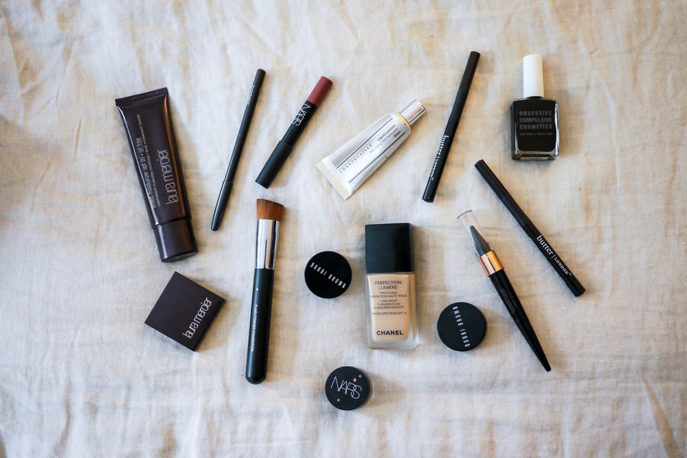 Kristi's favorite makeup products