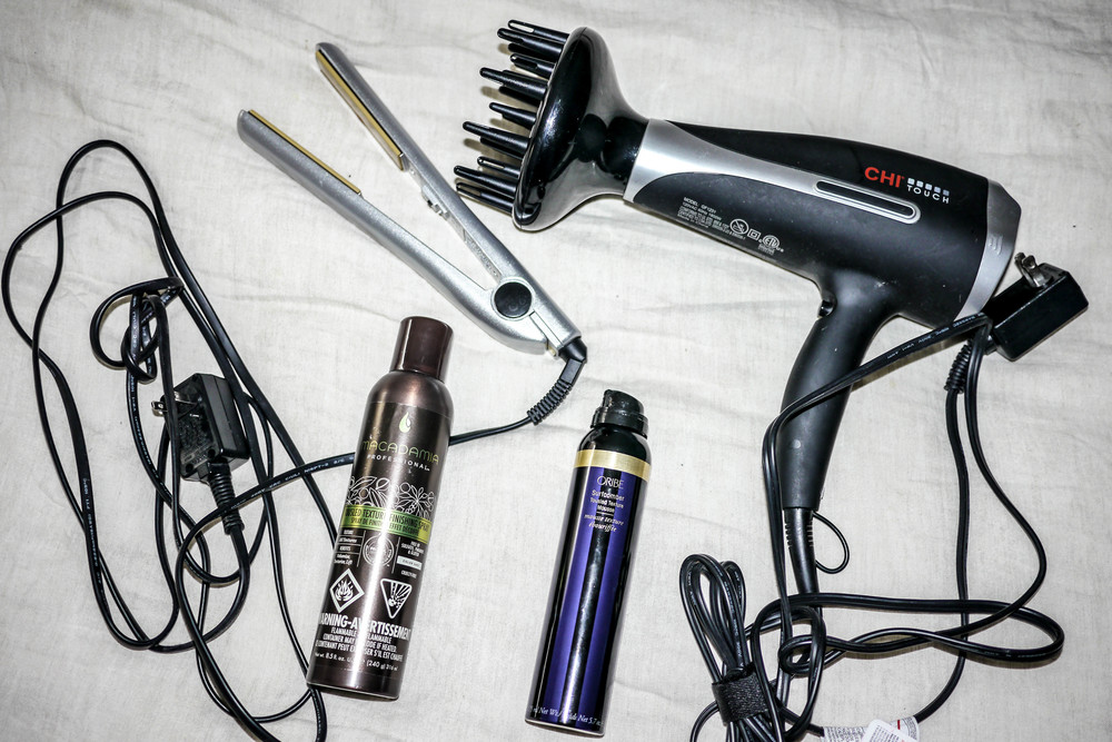 Kristi's favorite haircare products