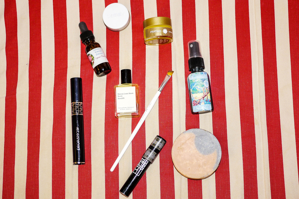 Erika's favorite beauty products