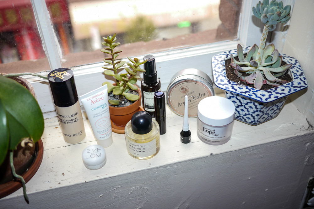 Ly's favorite beauty products