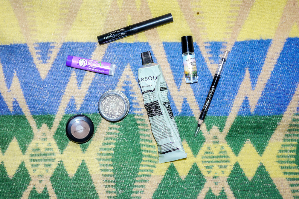 Rache's favorite beauty products