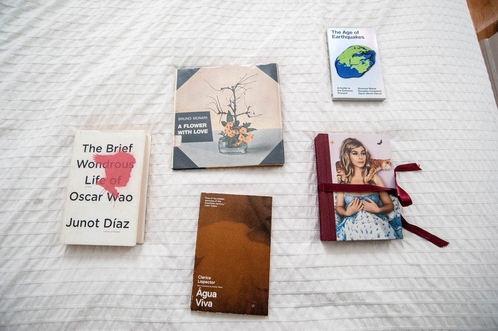 Lizania's favorite books