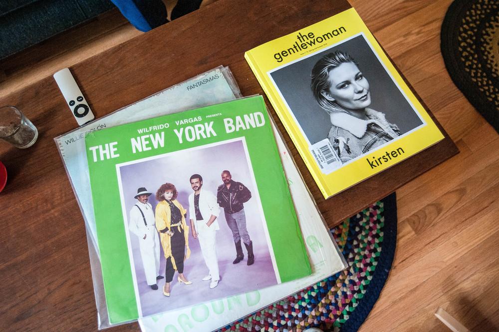 Lizania's favorite records