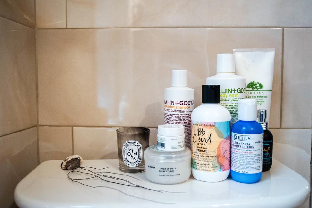 Lizania's favorite beauty products