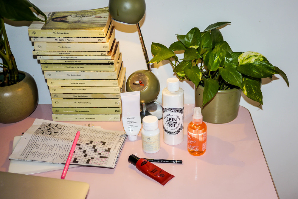Molly's favorite beauty products