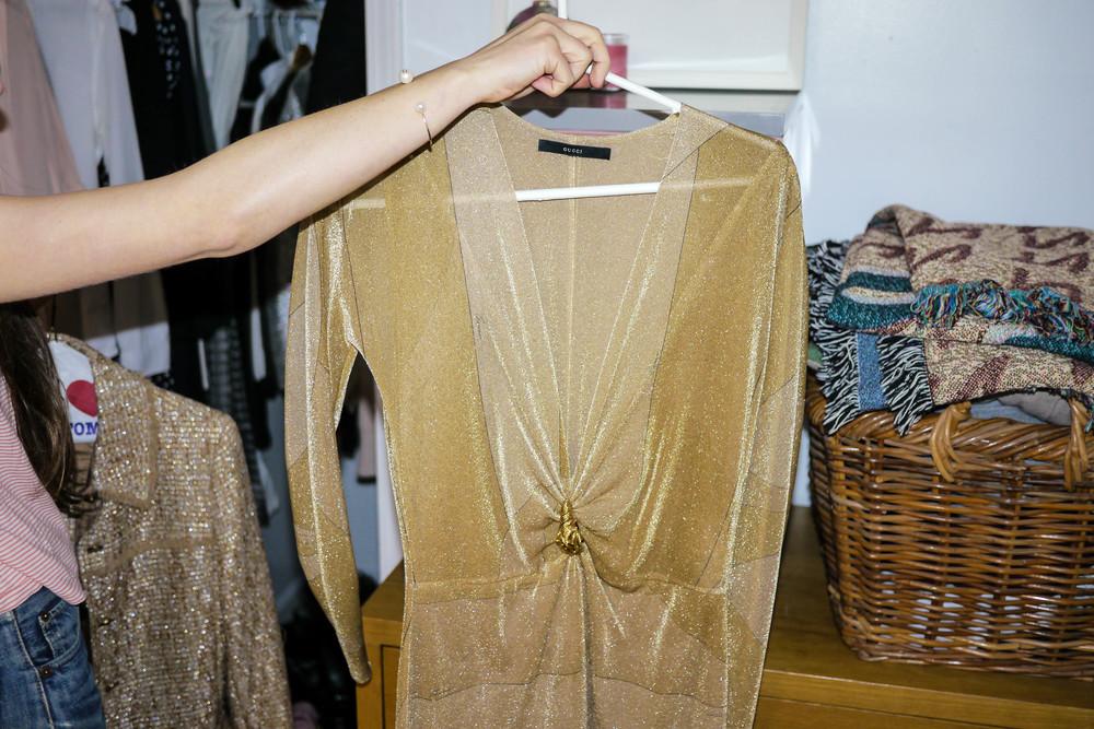 Dress, Gucci
