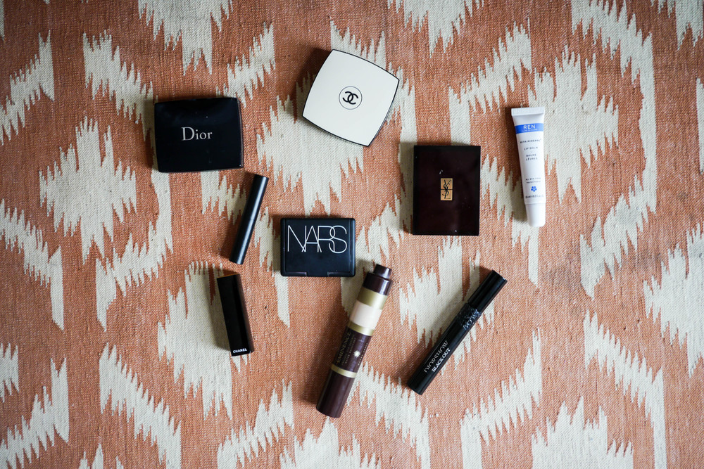 Erin's favorite makeup products