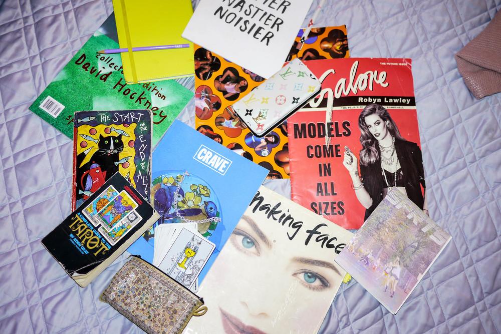Bianca's favorite books