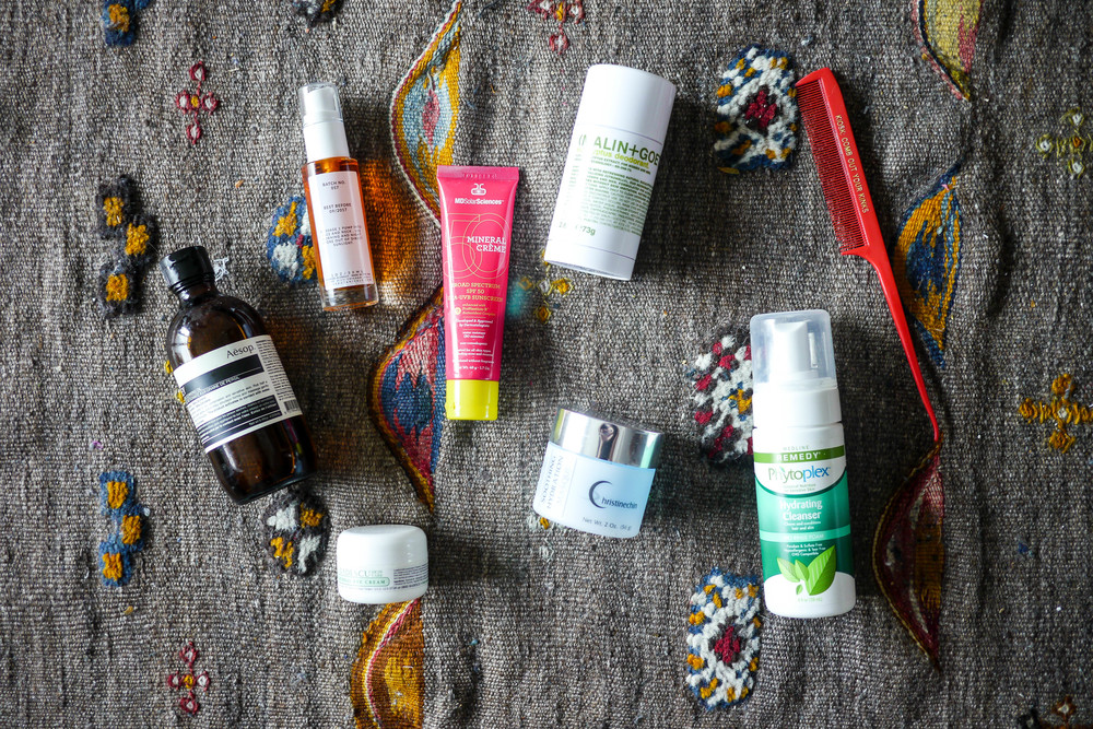Molly's favorite skincare