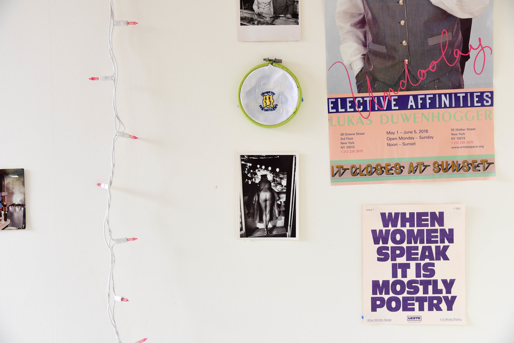 """""""When Women Speak"""" Poster by Sara Sutterlin"""