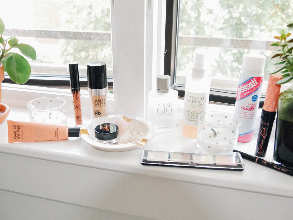 Lauren's favorite beauty products
