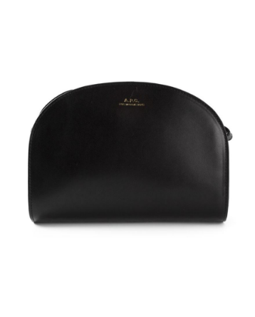 A.P.C. 'HALF MOON' SHOULDER BAG