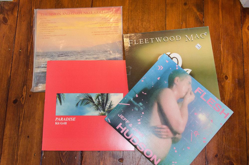 Shawana's favorite records