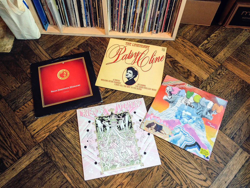 Julia's favorite records