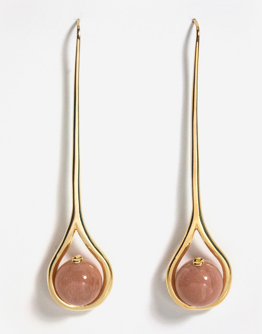 Swing Drop Earrings