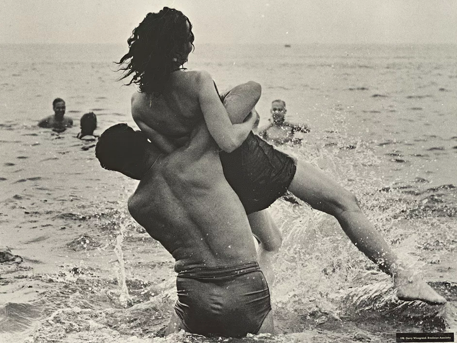 Coney Island, New York, 1952, by Garry Winogrand from the Family of Man exhibition Illustration: Garry Winogrand/Fraenkel Gallery, San Francisco       Image courtesy of The Guardian