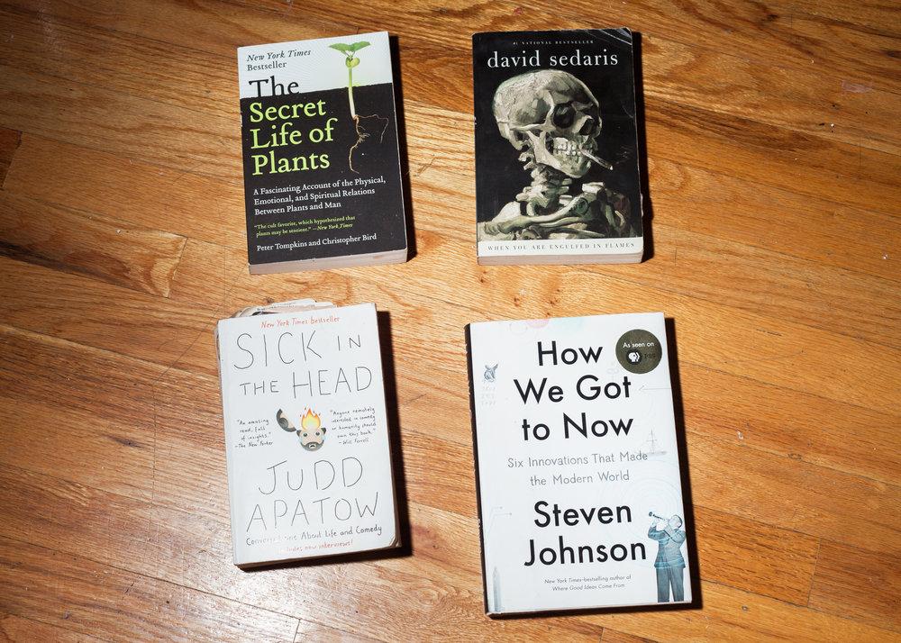 Christina's favorite books