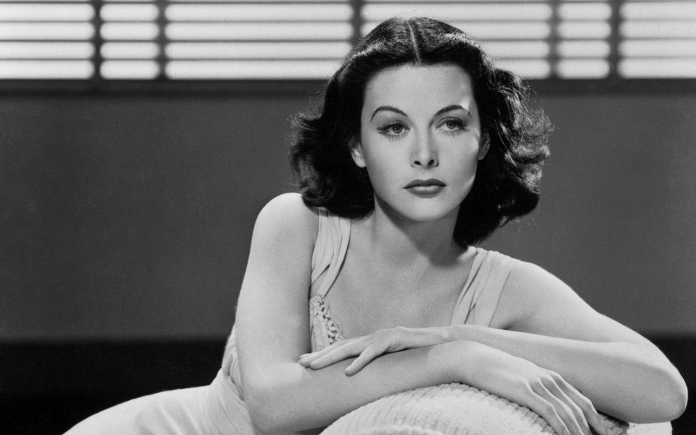 Image Courtesy of hedylamarr.org