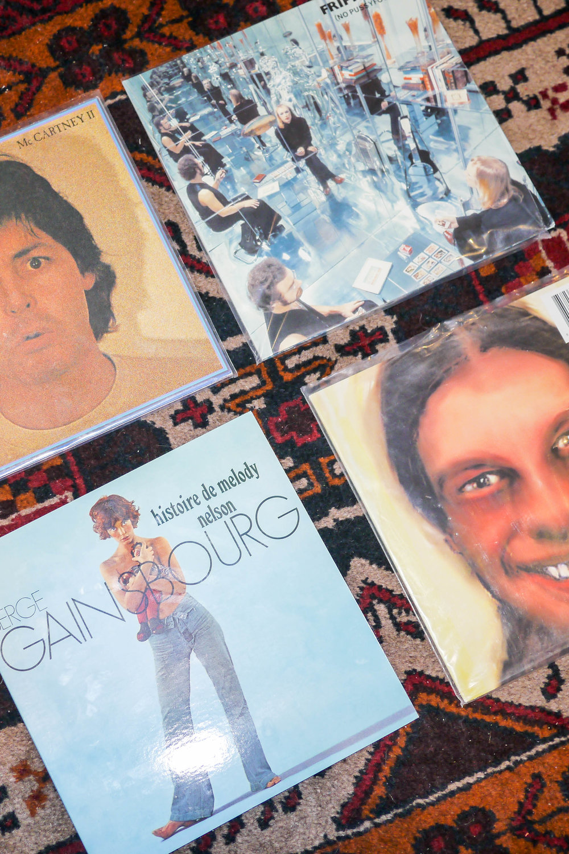 Heba's favorite records