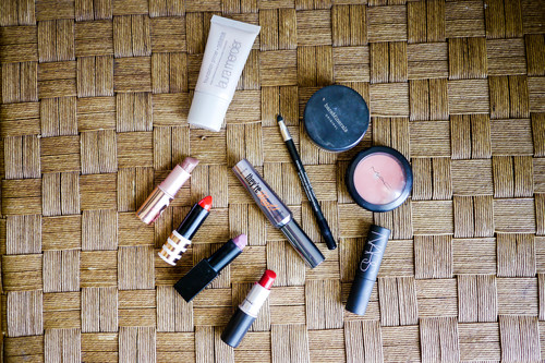 Some of Christina's favorite makeup