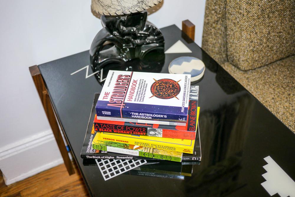 Rachel's favorite books