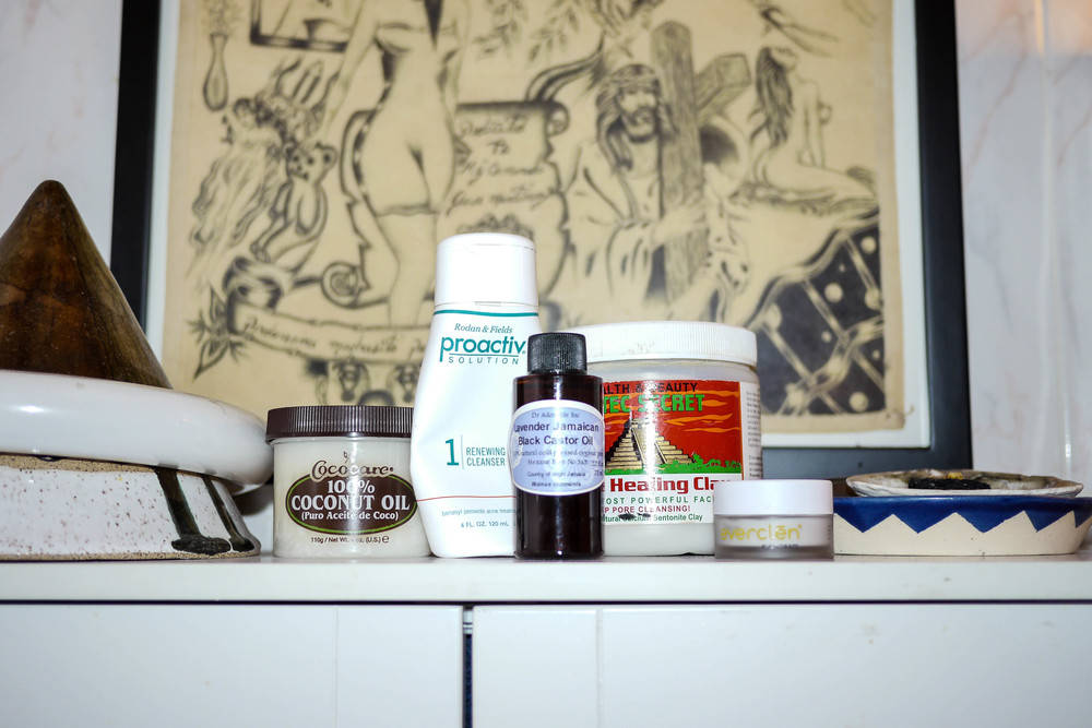 Rachel's favorite skincare products
