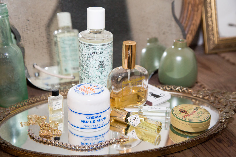 Angela's favorite beauty products