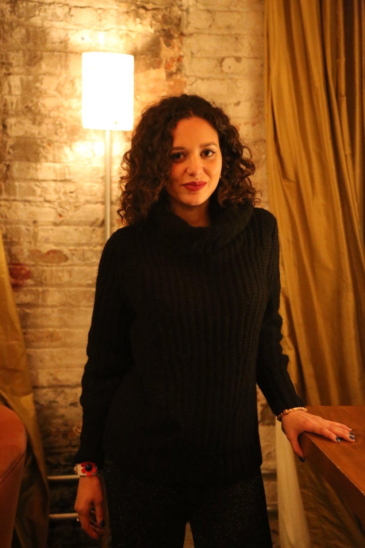 Sabrina Diaz , Grassroots Juicery