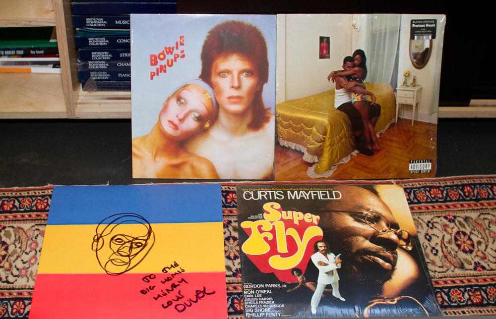 Cassi's favorite records