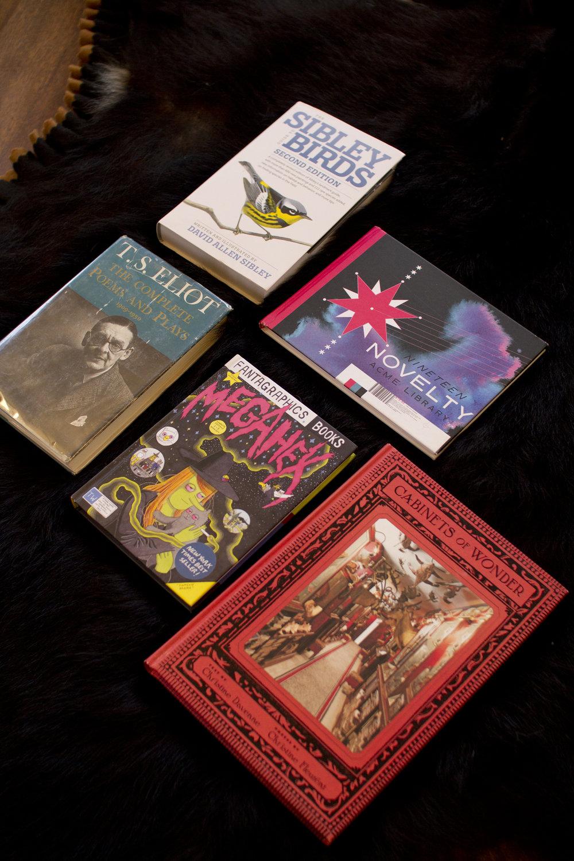 Jordan's favorite books