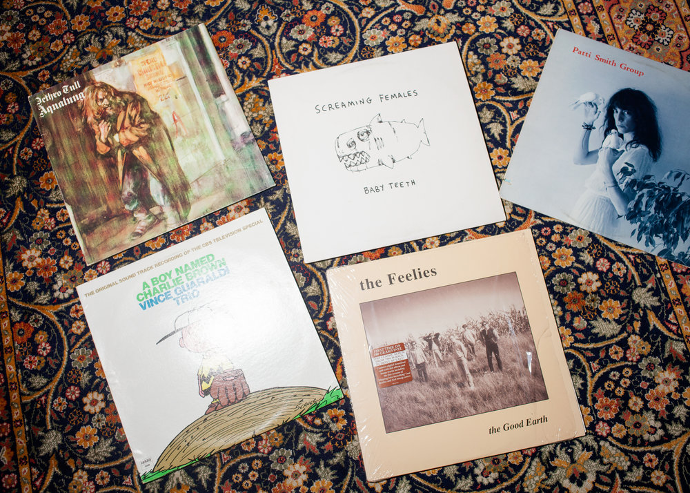 Kendall's favorite records