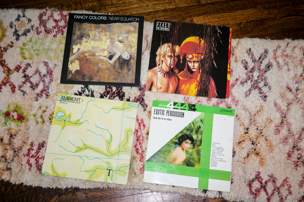 Rawan's favorite records