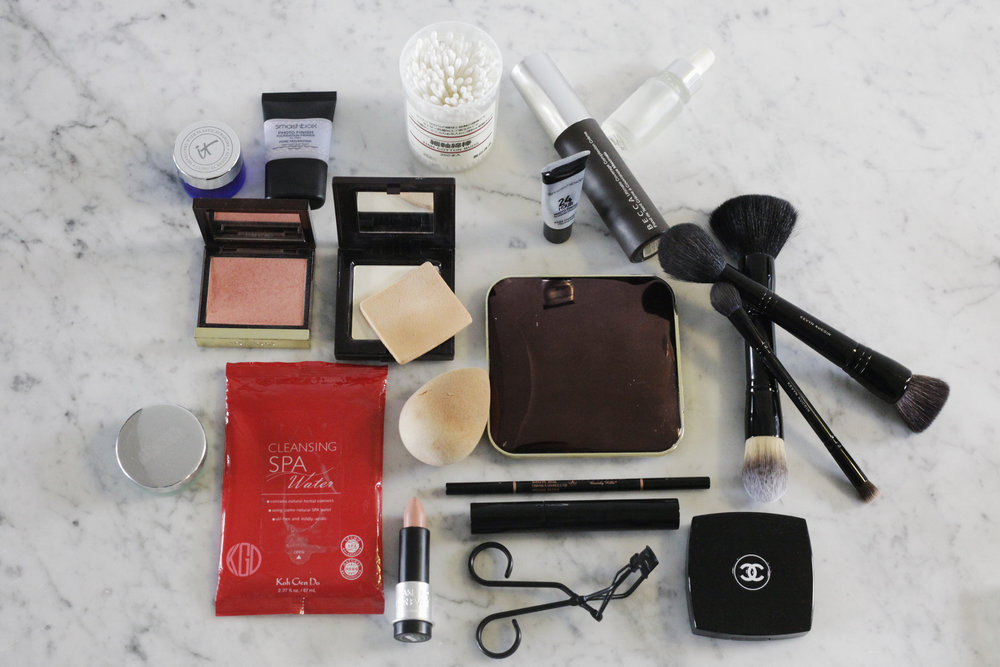 Marie's favorite makeup products