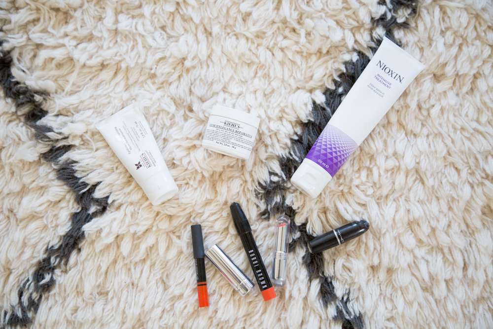 Tabitha's favorite beauty products